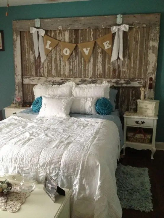 Shabby Chic Schlafzimmer 33 Sweet Shabby Chic Bedroom Décor Ideas - Digsdigs