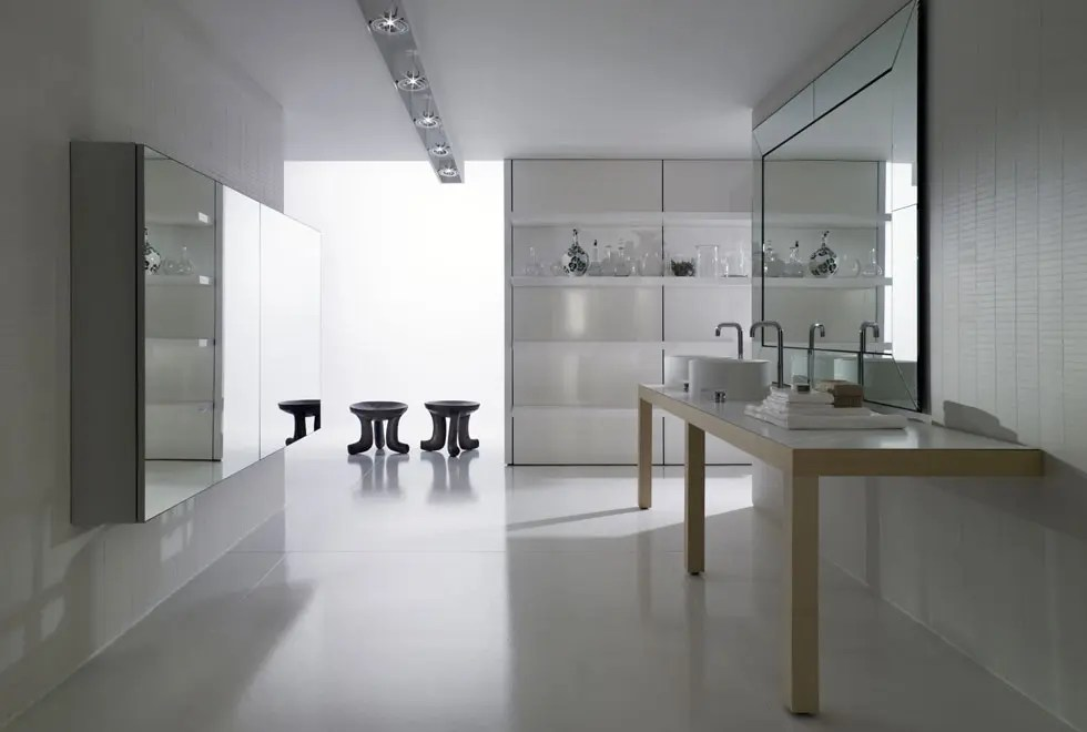 Very Small Bathroom Design Very Big Bathroom Inspirations From Boffi - Digsdigs