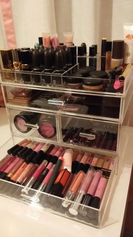 Modular Furniture 34 Ways To Organize Makeup And Beauty Products Like A Pro