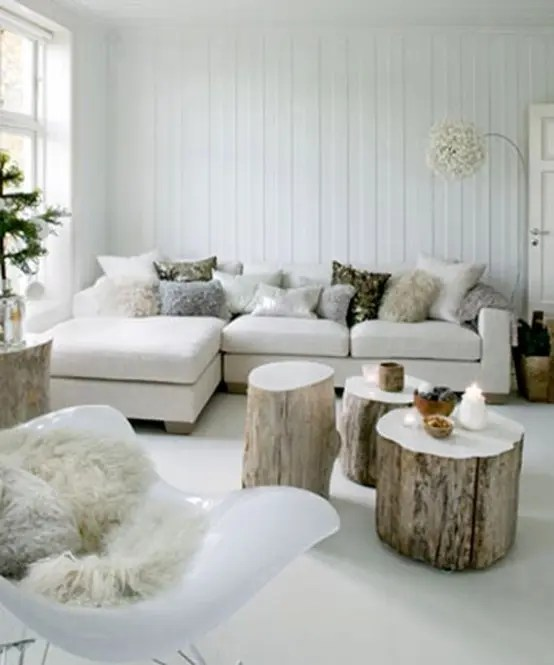 Interieur Ideeen Strak 28 Cool Ways To Cozy Up Your Living Room For Winter - Digsdigs
