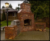 Backyard Brick Barbeques | Dig This Design