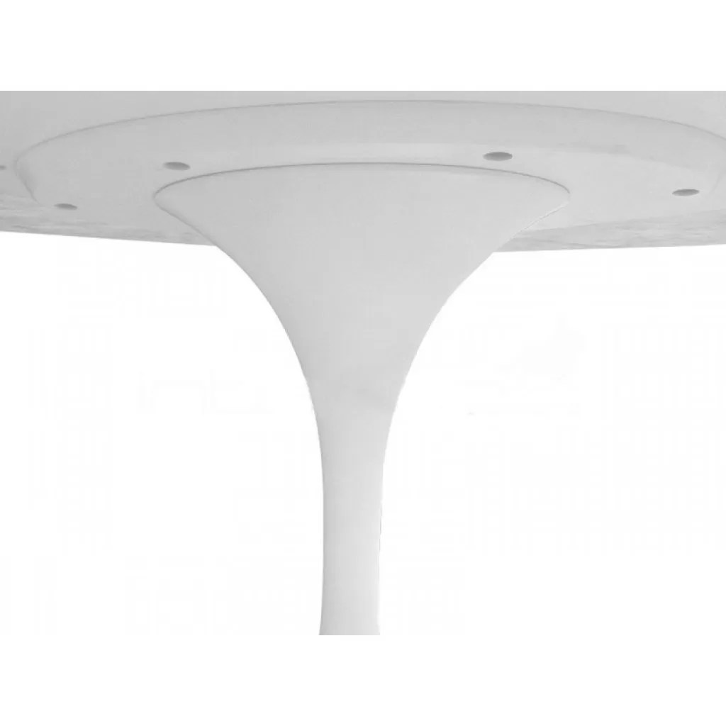 Knoll Table Oval Tulip Table Marble Knoll Replica Eero Saarinen Diiiz