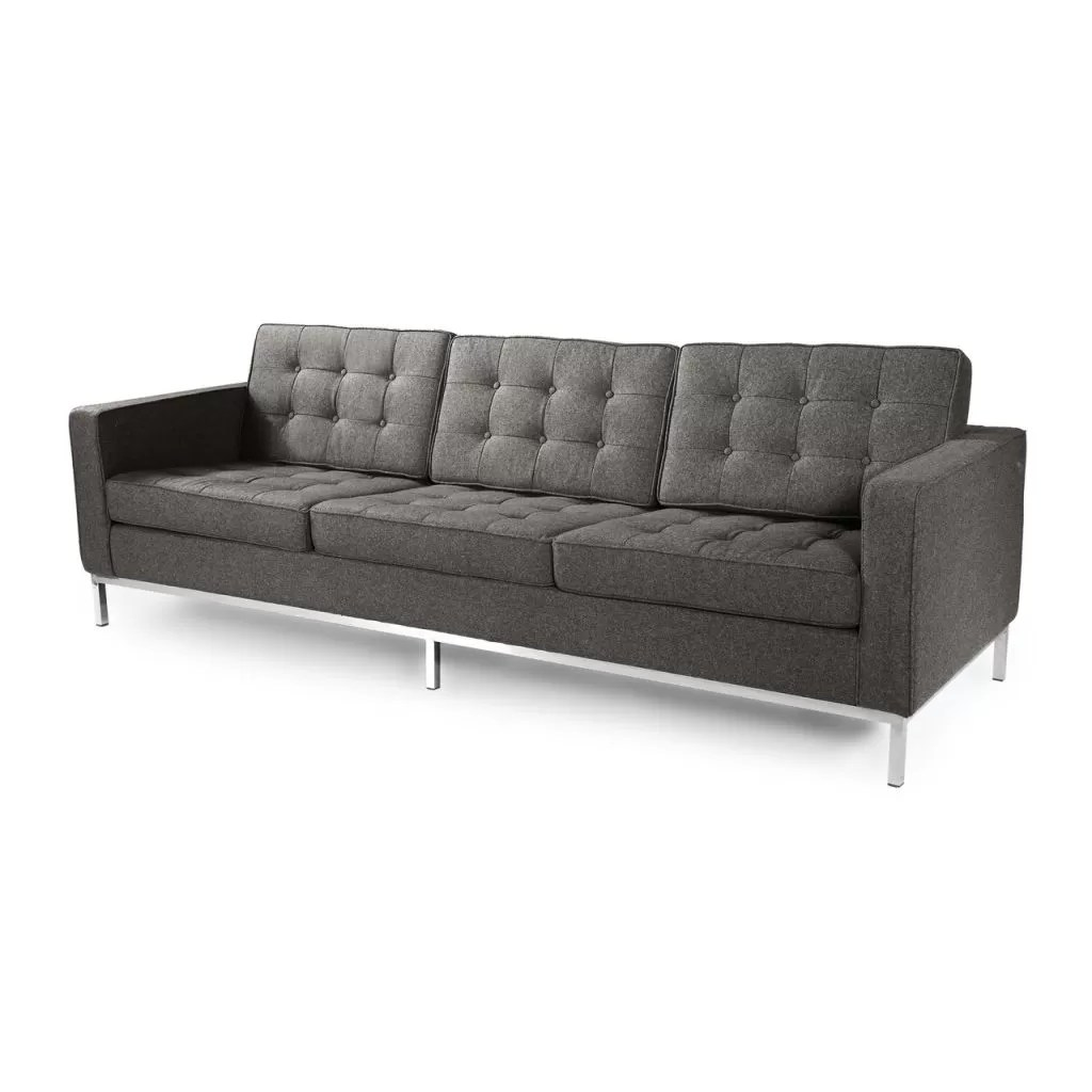 Florence Knoll Sessel Florence Knoll 3 Seater Sofa Modern Design Good Price Diiiz