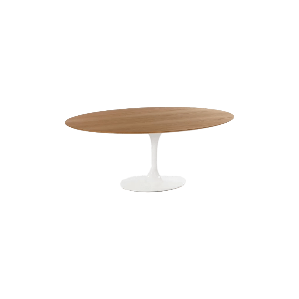 Saarinen Knoll Table Knoll Oval Coffee Table Tulip Eero Saarinen Reproduction Diiiz