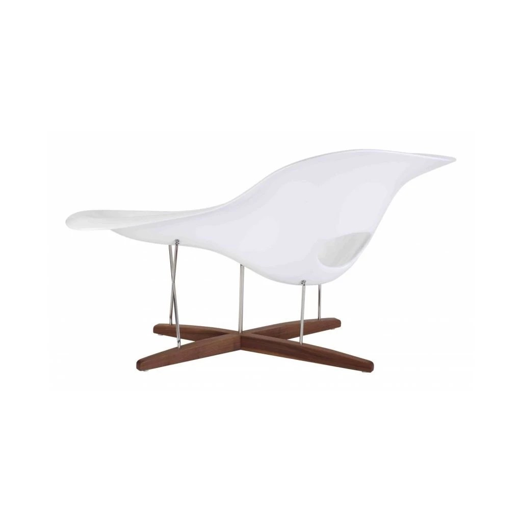 La Chaise Lounge Chair The Chair Eames Design Replica Vitra