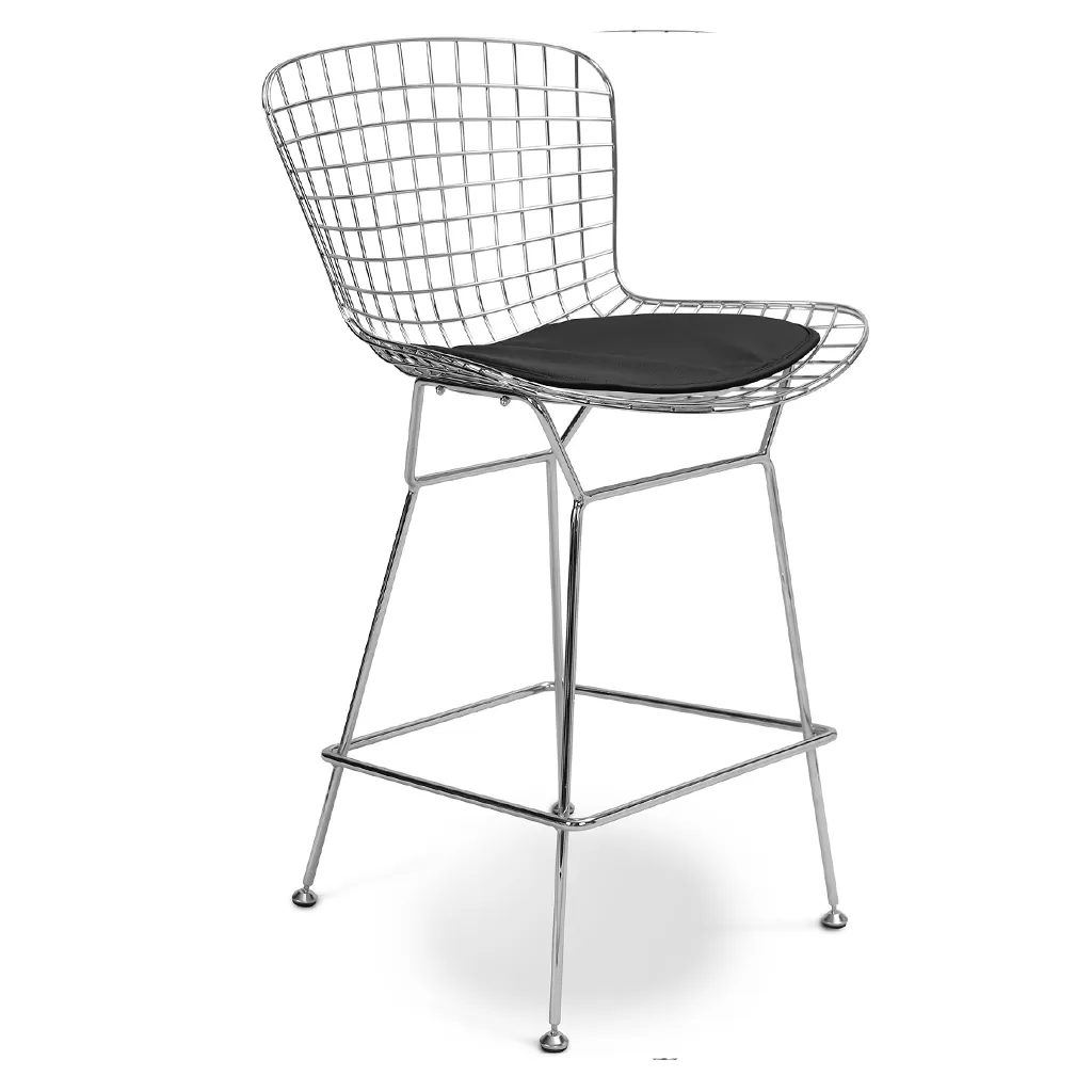 Tabourets De Bar Z Reproduction Tabouret De Bar Harry Bertoia Knoll Diiiz