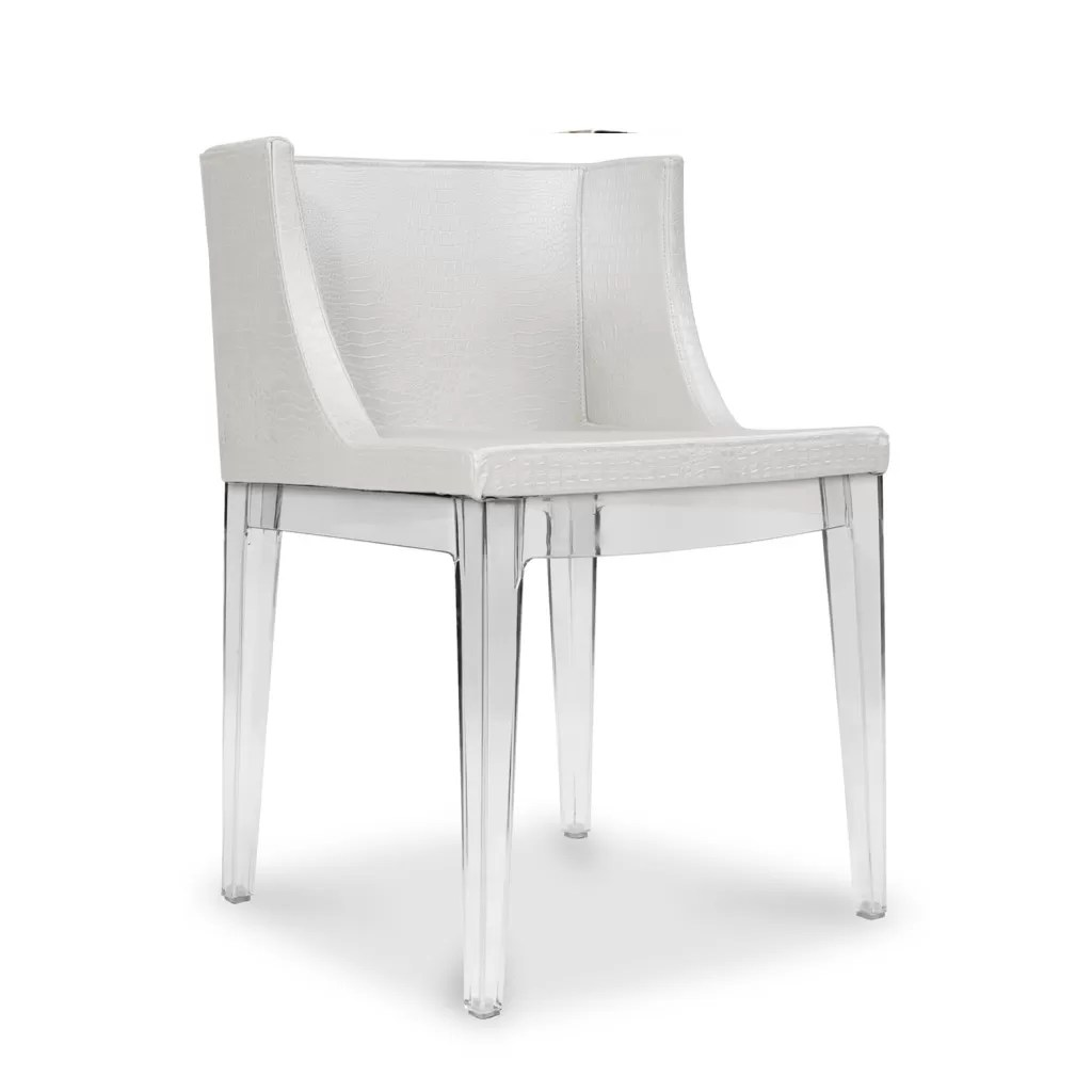Chaises Philippe Starck Pas Cher Mademoiselle Petits Fauteuils - Kartell - Pas Cher