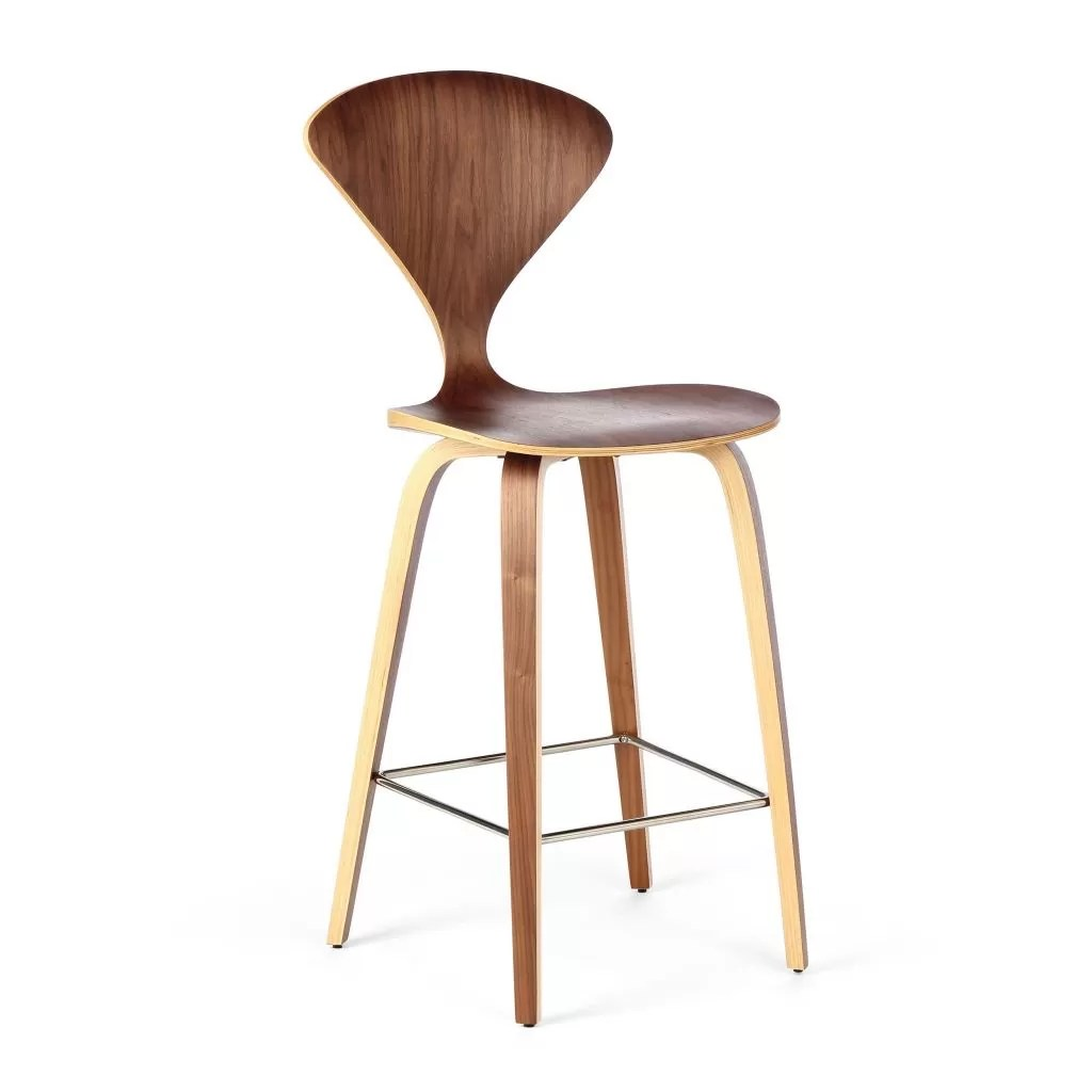 Tabourets Bar Tabouret De Bar Style Norman Cherner Reproduction Diiiz