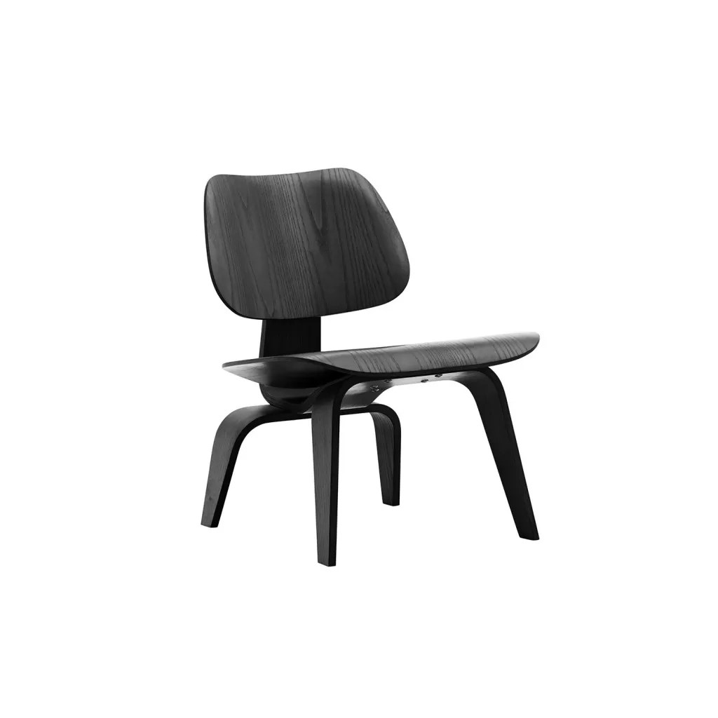 Chaise Eames Bois Chaise Lcw Eames Lounge Dinning Reproduction Diiiz