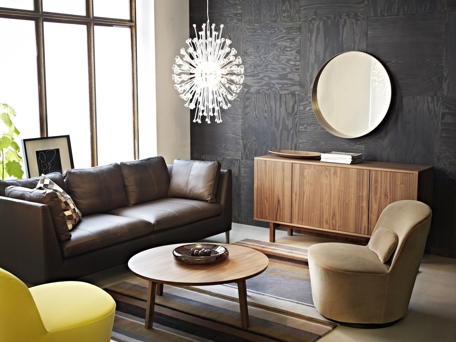 Credenza Ikea Stockholm : Ikea stockholm couchtisch a big generous and inviting sofa