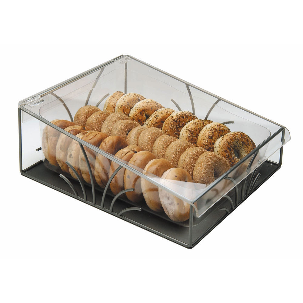 Countertop Food Display Case Expressly Hubert Arctistic Collection Flint Metal Countertop Bakery Display Case 16 1 2