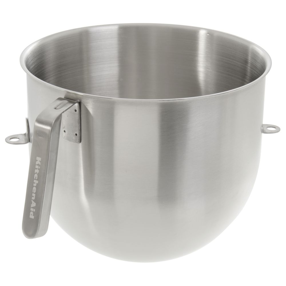 Kitchenaid Kitchenaid 8 Qt Brushed Stainless Steel Replacement Bowl For Stand Mixers