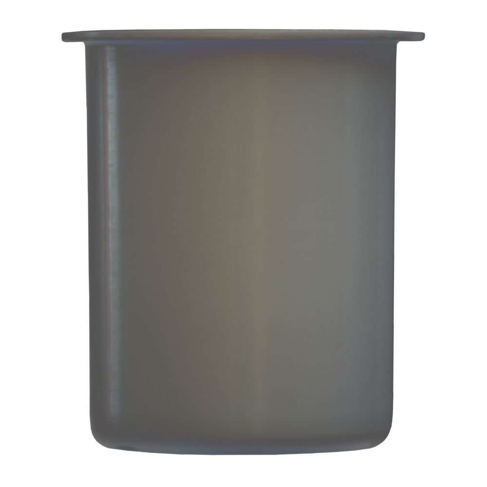 Steril Sil 30 Oz Gray Plastic Container