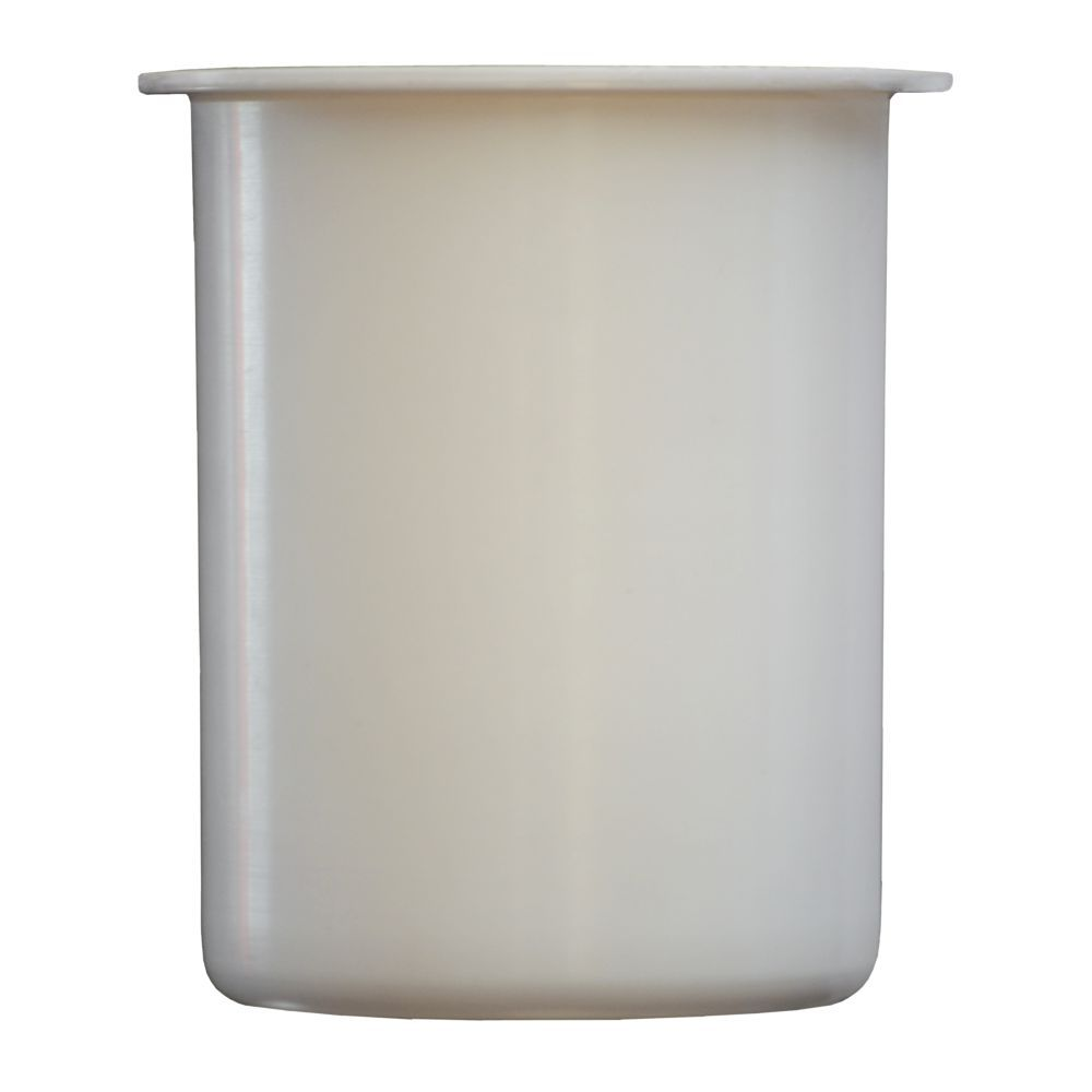 Steril Sil 30 Oz White Plastic Container