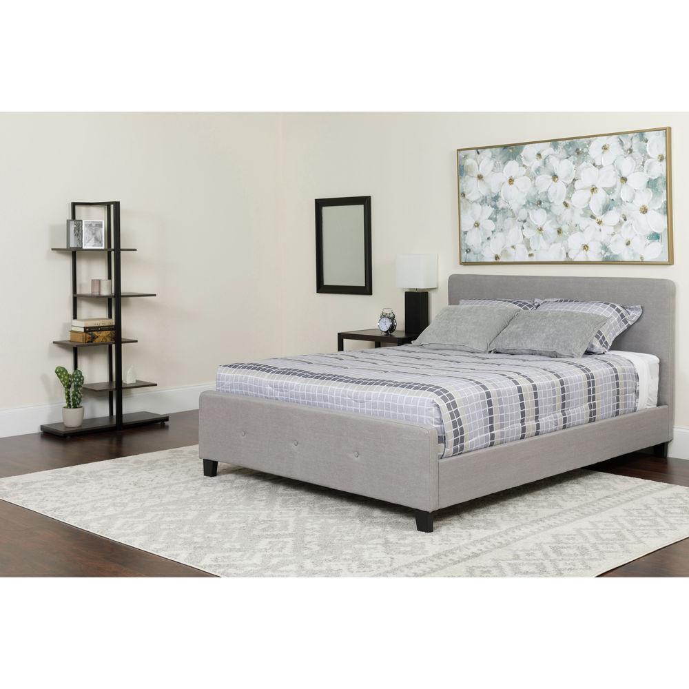 Flash Furniture Twin Platform Bed Set