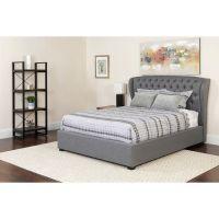 Flash Furniture Full Platform Bed Set