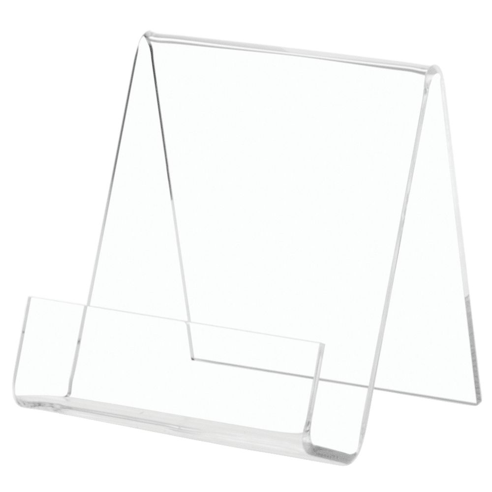 Book Display Stand Clear Acrylic Book Display Stand Wide Lip