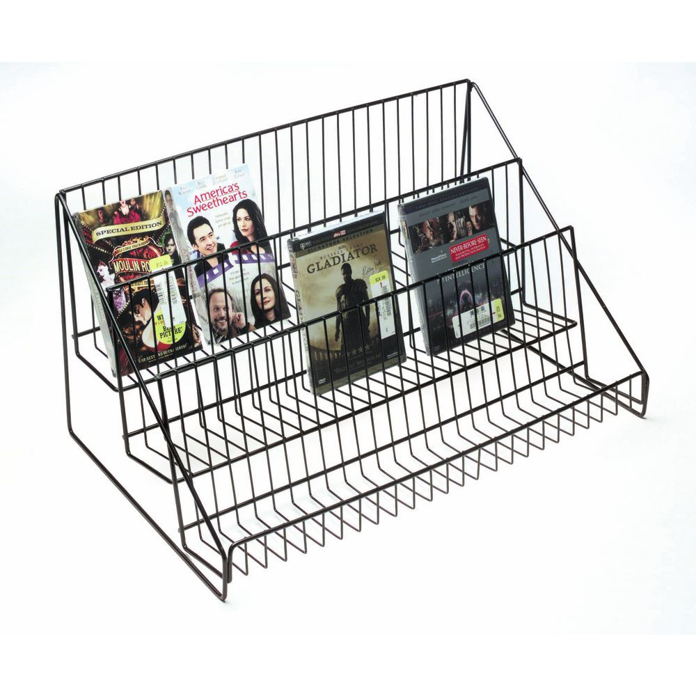 Book Display Stand Black Wire Book Display Stand