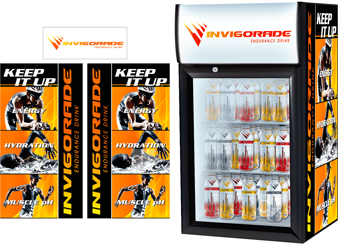Countertop Signs C Store Dispenser Signs And Decals Custom Printing Dilco
