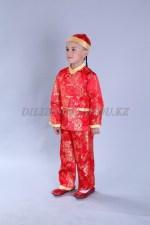 1199r. Национальный костюм - вьетнамский мальчик