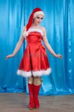 2685. Девушка Санта