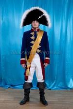 1366. Наполеон. Шикарный костюм.