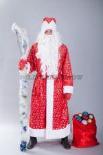 4724. Дед Мороз (снежинка)