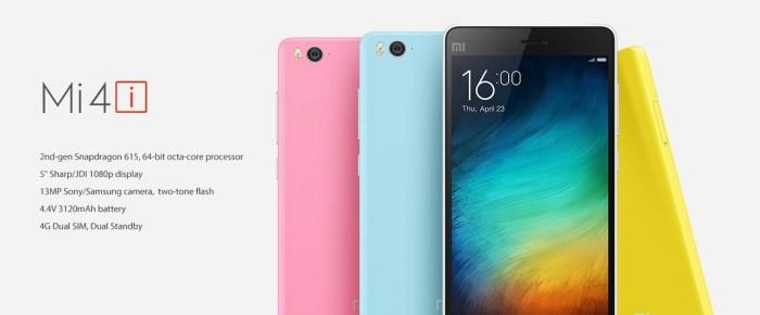 Harga Gadget Xiaomi