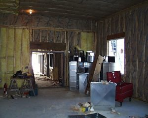PHASE TWO UNDER CONSTRUCTION - FELLOWSHIP HALL