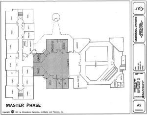 PROPOSED MASTER PLAN FACILITY