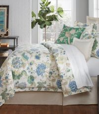 Villa by Noble Excellence Olivia Floral Cotton & Linen ...