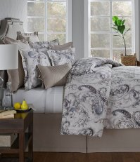 Villa by Noble Excellence Amadeo Paisley Percale Comforter ...