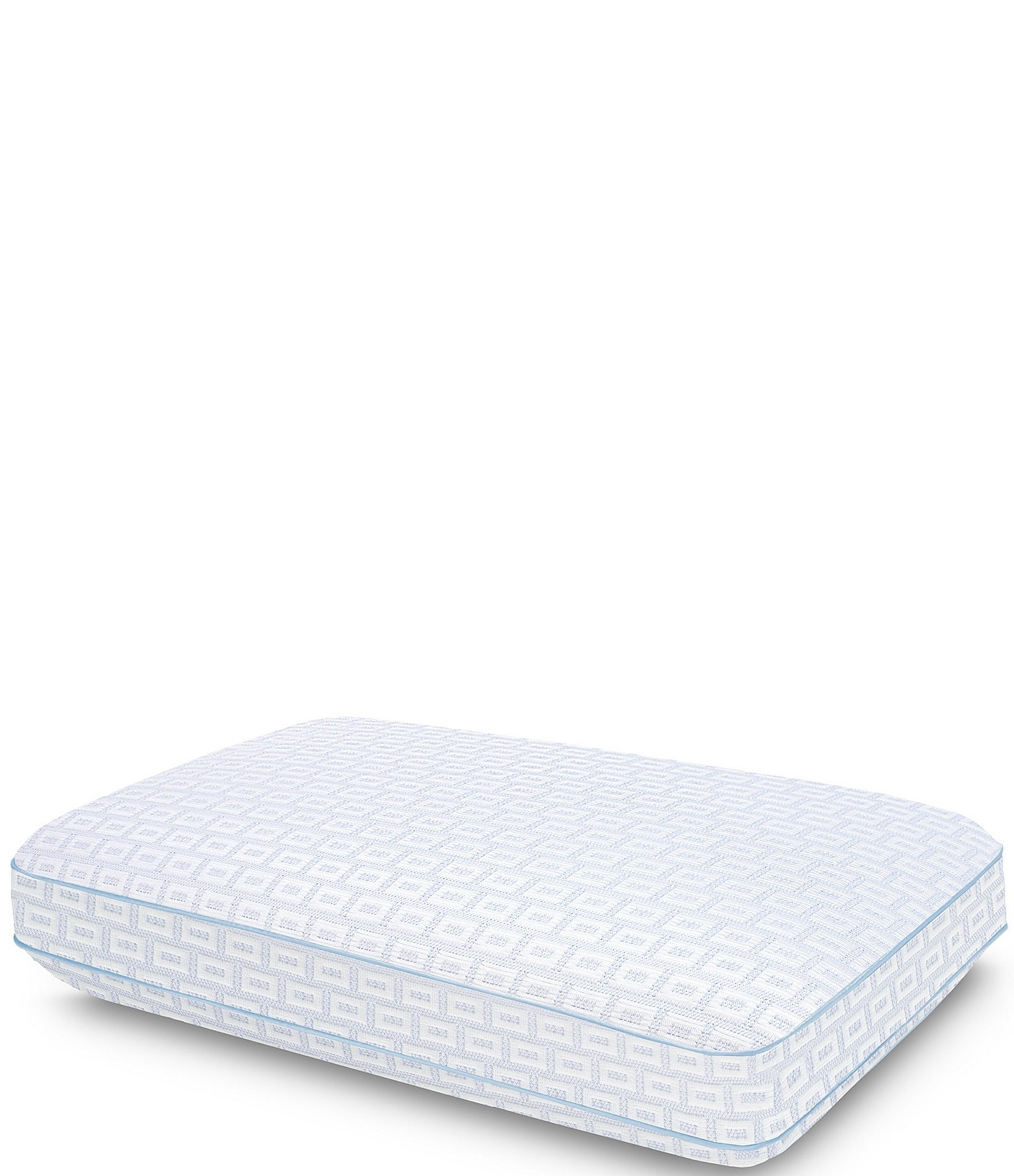 Gel Infused Memory Foam Pillow Sensorpedic Sensorcool Gel Infused Elite Cooling Memory Foam Pillow Dillard S