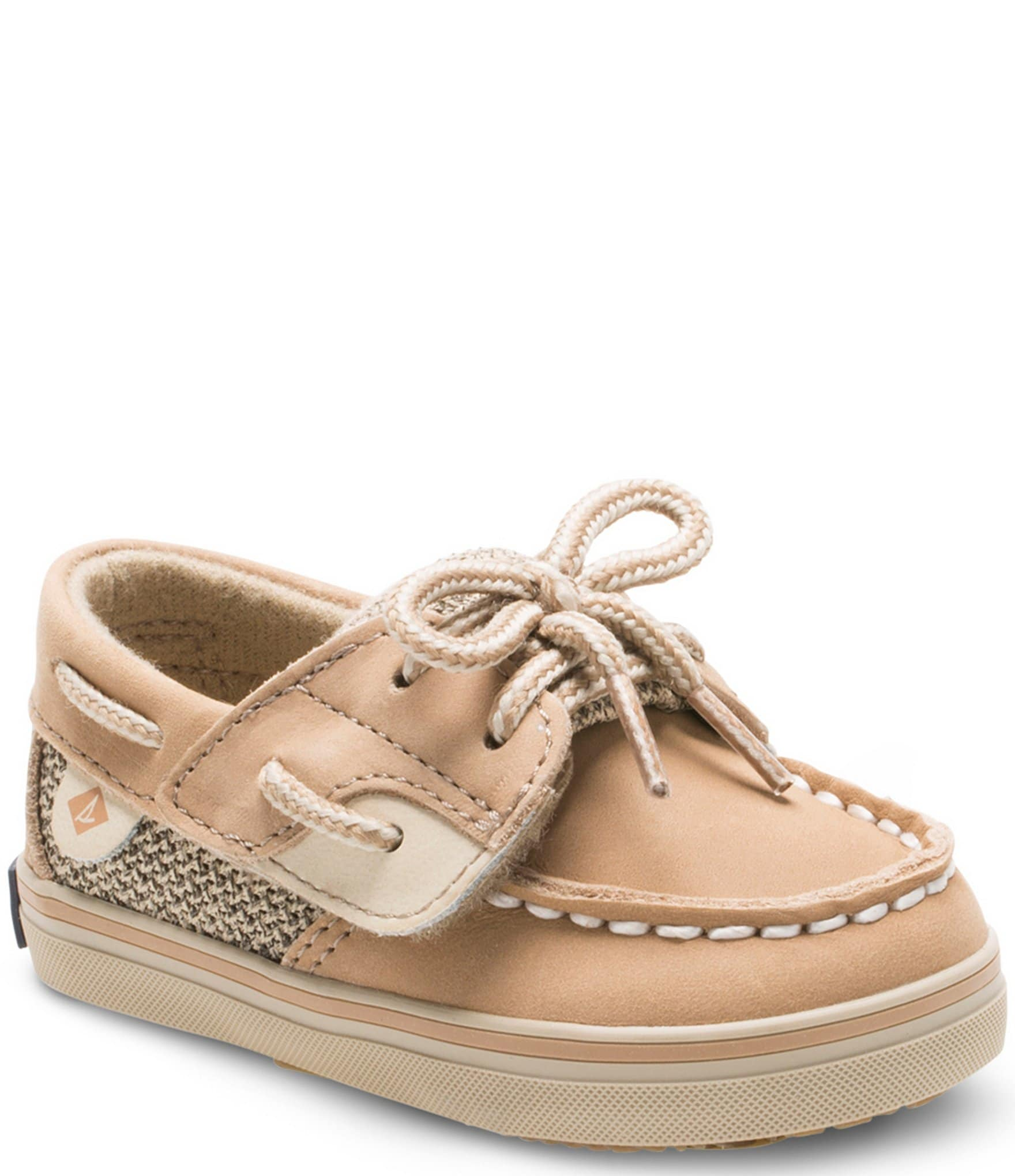 Newborn Shoes Vans Sperry Boys Bluefish Crib Shoes