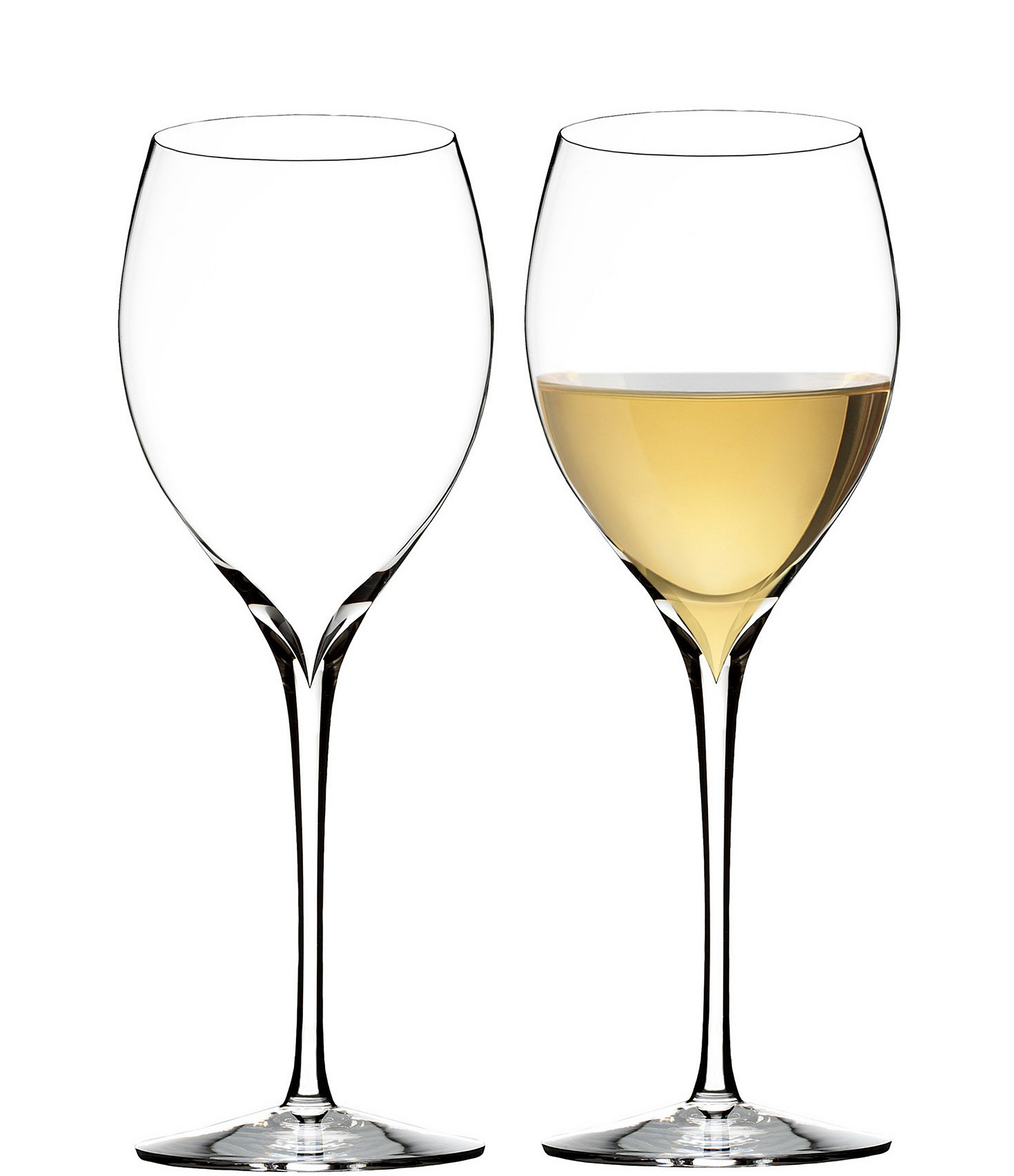 Chardonnay Wine Glass Waterford Elegance Series Crystal Chardonnay Wine Glass