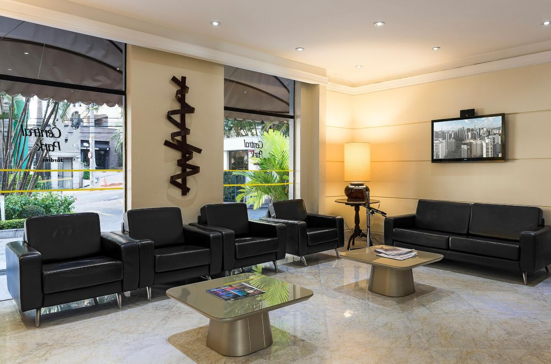 Sofa Cafe Cerqueira Cesar Central Park Flat Jardins Hotel Reviews And Room Rates