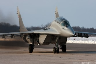 "Serbian Air Force - 101st Fighter Squadron ""Vitezovi"" ( Knights ) / Batajnica Air Base / February 2010 photo © Dimitrije Ostojic 2009 www.dimitrijeostojic.com"