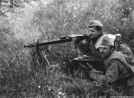 Yugoslav People's Army / Jugoslovenska Narodna Armija JNA