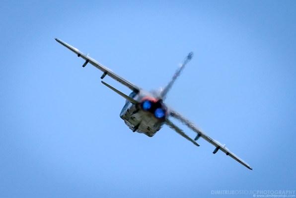 Orao NJ-22 - 241. attack squadron Tigers / 241. lbae Tigrovi - 98.AB Ladjevci