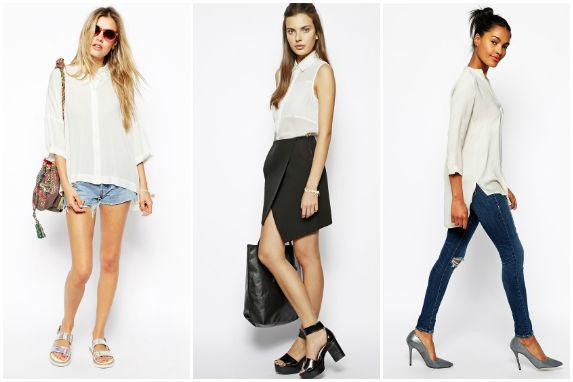 Бялата риза - синоним на изисканост и елегантност