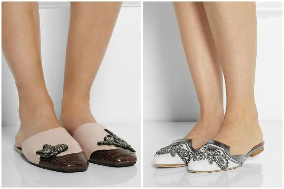 С какво и кога да носим дамски чехли?