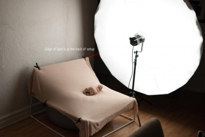 How to use studio lighting for newborn photography ...