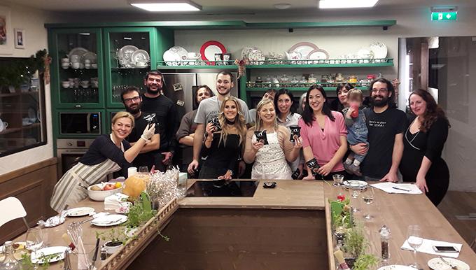 Yoleni's Cooking Classes by Dina Nikolaou: Χριστουγεννιάτικο Brunch