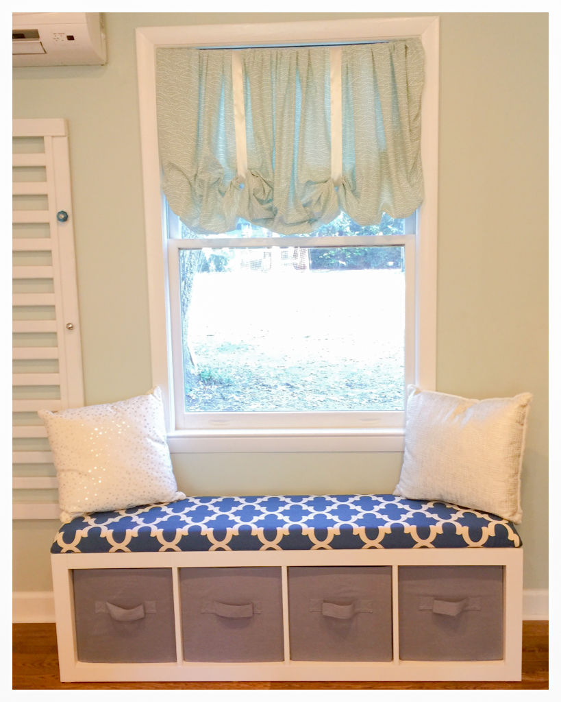 Window Seat Bookshelf Upcycle A Bookshelf To A Lovely Window Seat Care2 Healthy Living