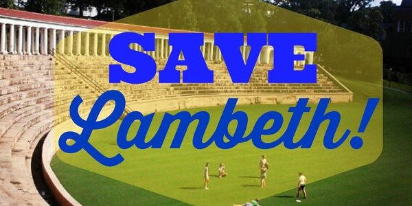 petition Save Historic Lambeth Field! A Community Petition