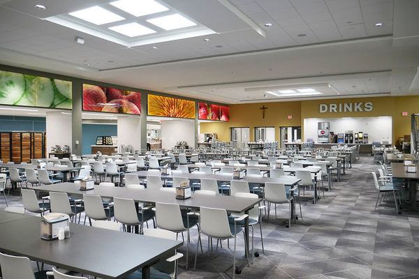 Campus Dining University Of Notre Dame