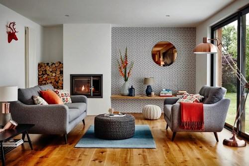 Medium Of Cozy Living Furniture