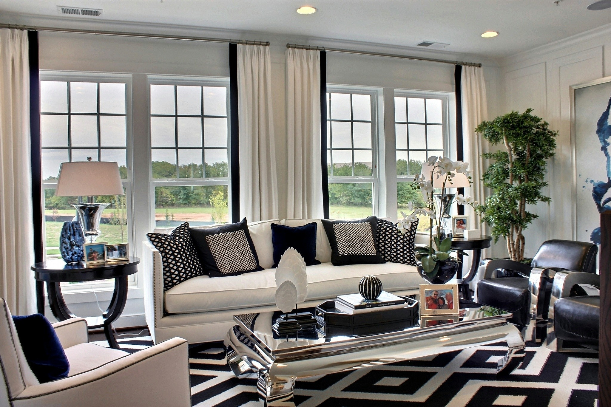 White On White Living Room Best Of Black And White Modern Living Rooms