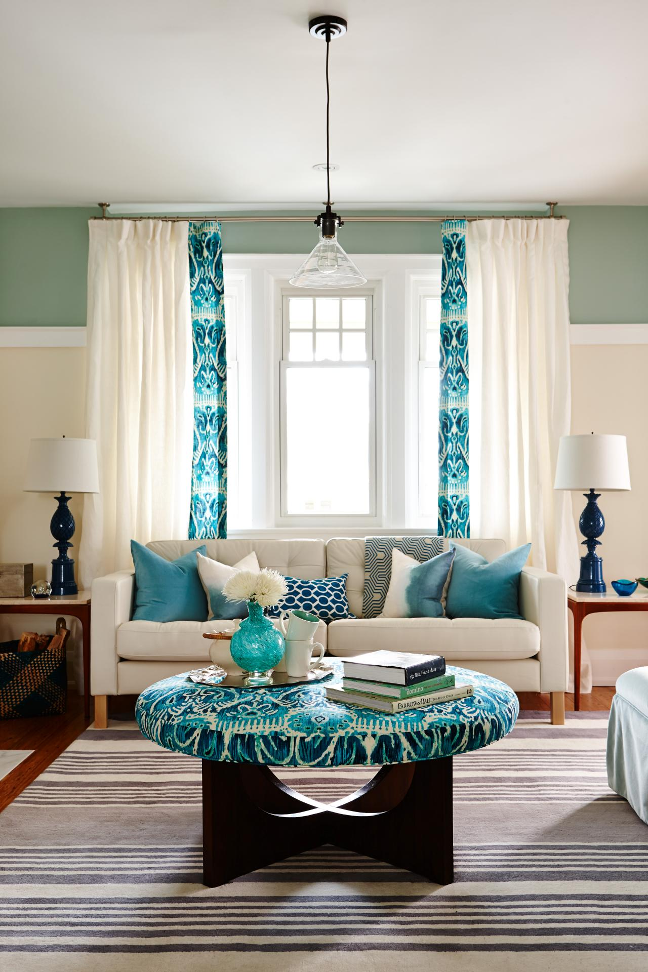 Affordable How To Decorate Your Living Room Turquoise Accents Living Room Turquoise Accents Living Room How To Decorate Ideas Turquoise Accents interior Colorful Living Room Interior Design