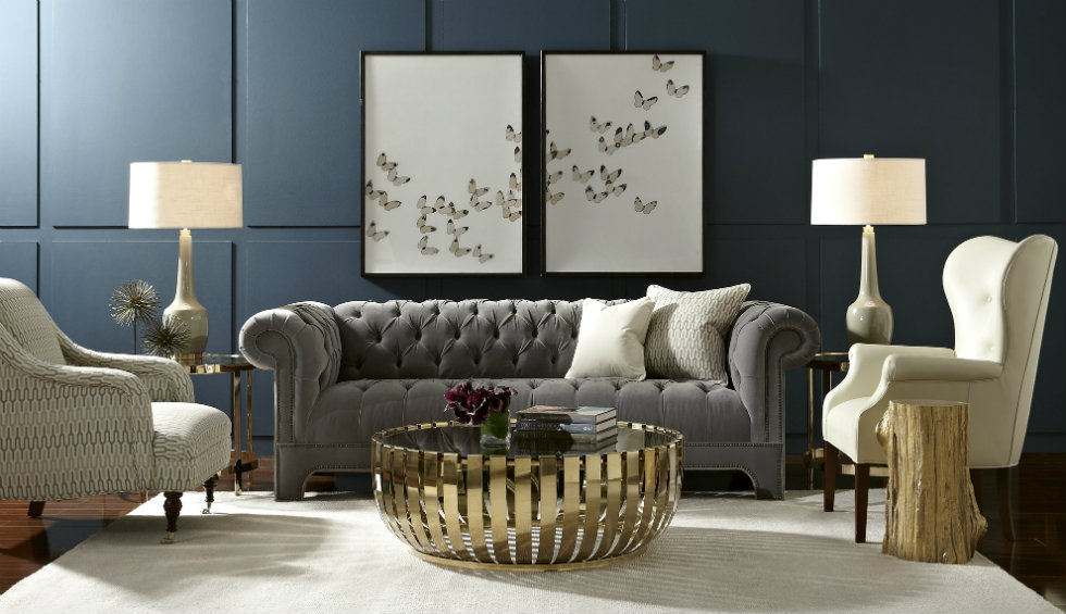 How To Improve Your Living Room Decor With Sidetables - side tables for living rooms
